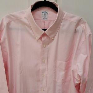 NWOT Brooks Brothers Regent Fit Dress Shirt 18 4/5